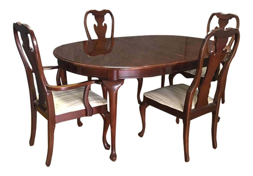 Traditional Thomasville Oval Dining Table Set Chairish : traditional thomasville oval dining table set 8796aspectfitampwidth640ampheight640 from www.chairish.com size 640 x 640 jpeg 37kB