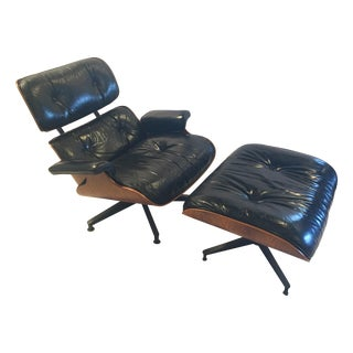 Original Eames Lounge Chair by Herman Miller