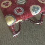 Image of Ebanista East Asian Motif Stool