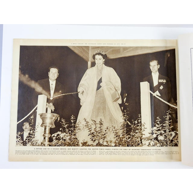 1953 Queen Elizabeth Coronation Book - Image 8 of 10