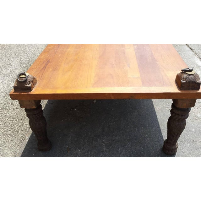 Spanish Revival Style Coffee Table Chairish