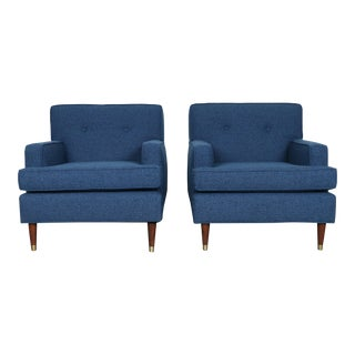 Lounge Pair of Mid Century Modern Chairs