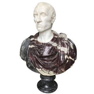 Marble Bust of Caesar