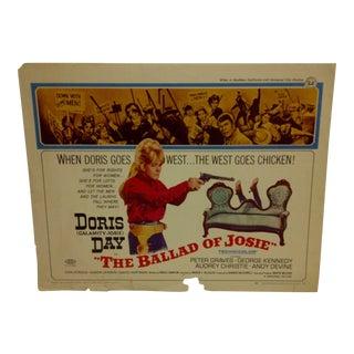Vintage Doris Day Movie Poster
