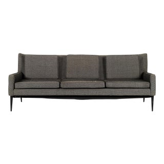 Paul McCobb Wingback Sofa