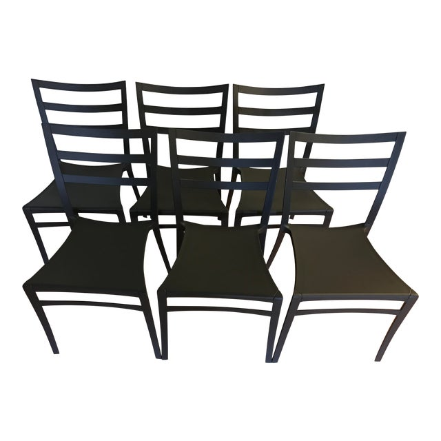 Room & Board Sabrina Chairs - Set of 6 - Image 1 of 6