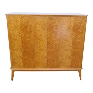 Axel Larsson Bodafors Mid-Century Bedroom Cabinet