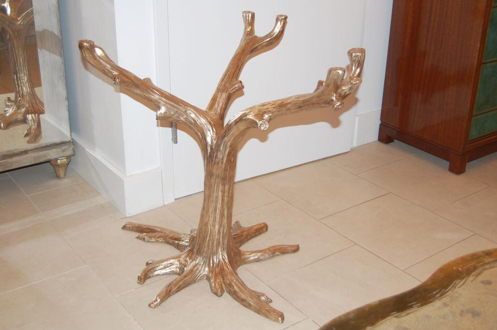 Cast Bronze Tree Table Base   Image 4 Of 4