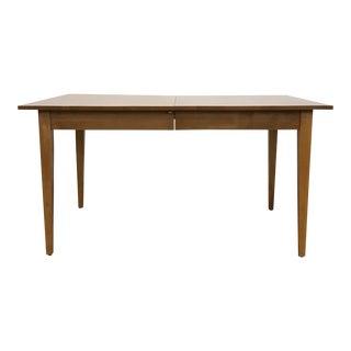 Expandable Solid Farm Table