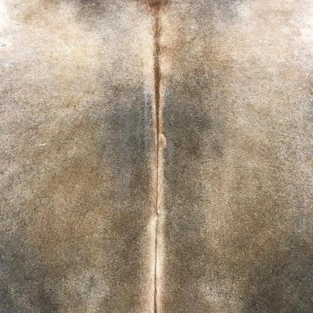 Salt & Pepper Cowhide Rug - Image 4 of 4