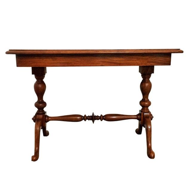 Vintage Light Oak Coffee Table Chairish