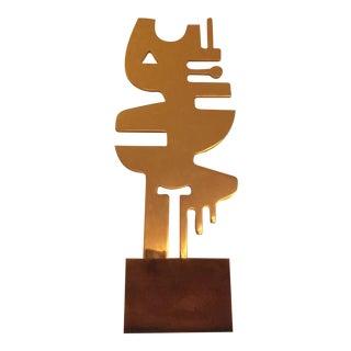 Guido Brink Vintage Abstract Sculpture
