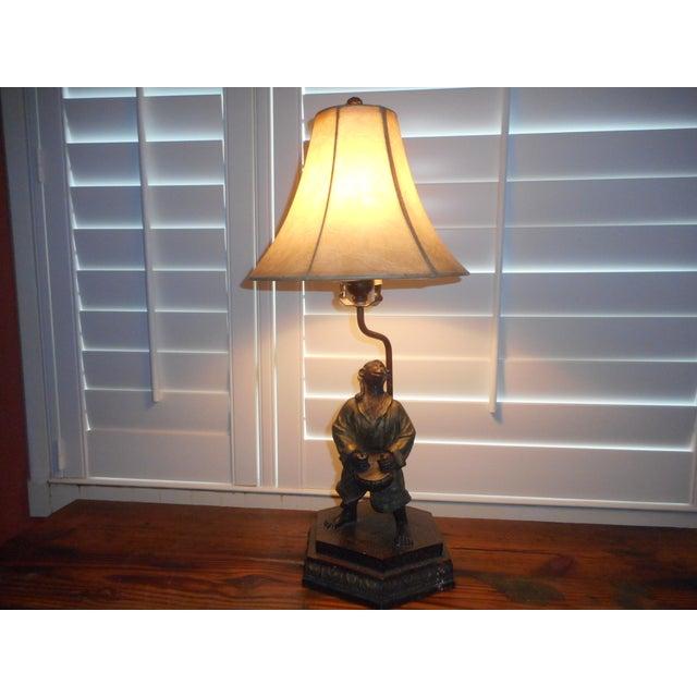 Vintage 1960s Monkey Table Lamp Chairish
