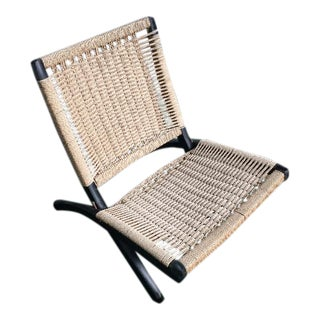 Wegner Style Folding Chair