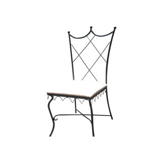 Ruthie Sommers Outdoor Metal Chairs - Set of 6