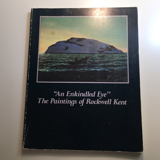 1985 The Paintings of Rockwell Kent Book - Image 2 of 11