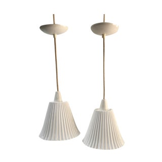 Original BTC Peter Bowles Pendant Lamps - Pair