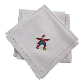 Linen Napkins - Set of 4