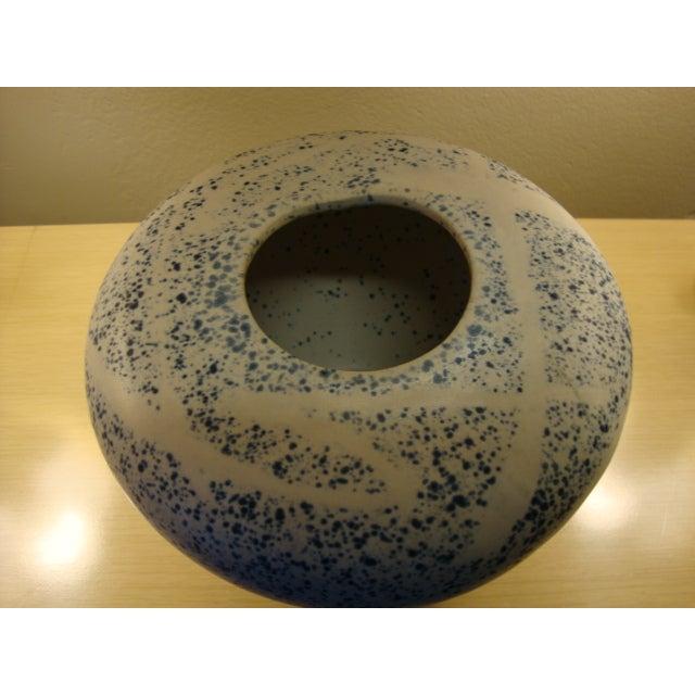 Modernist Studio Pottery Jardiniere Vase - Image 3 of 5