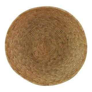 African 'Plateau' Basket Bowl