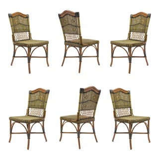French Bistro Chairs - Set of 6