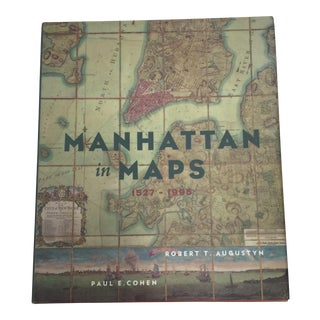 "1997 ""Manhattan in Maps"" by Cohen & Augustyn"