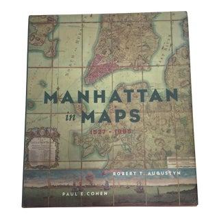 "1997 ""Manhattan in Maps"" by Cohen & Augustyn"