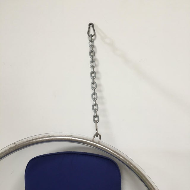 Eero Aarnio Plushpod Hanging Bubble Chair - Image 7 of 8