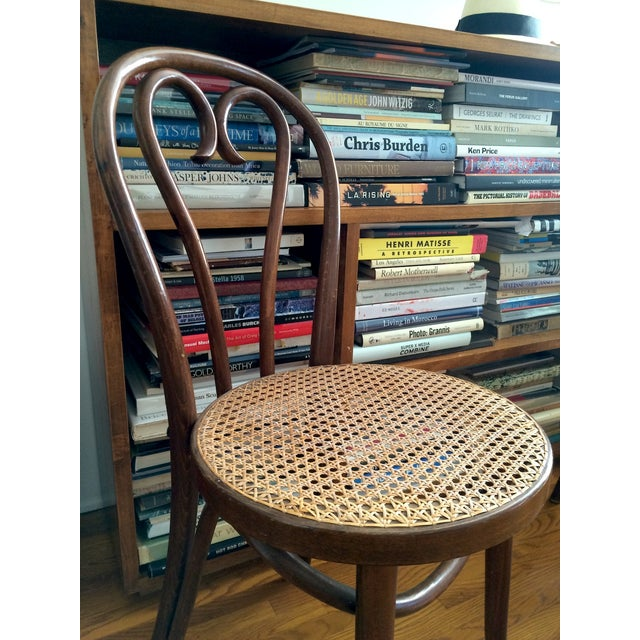 Bentwood Thonet Cafe Chairs - A Pair - Image 5 of 10