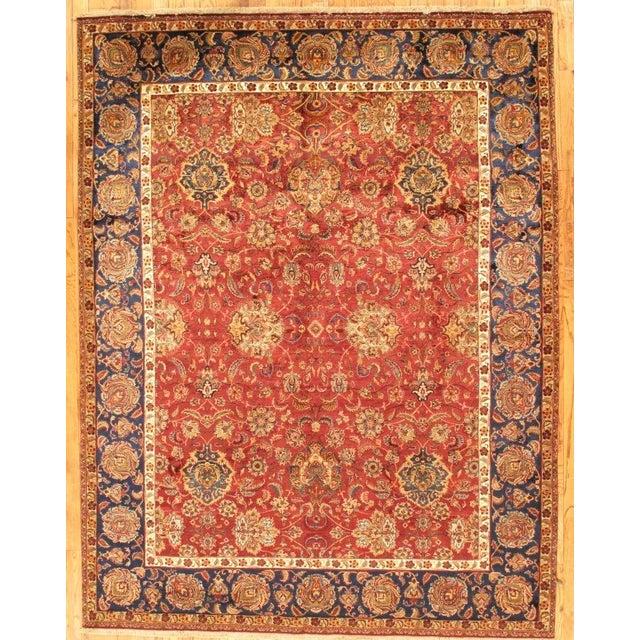Pasargad Agra Oriental Silk & Wool Rug- 8'x10' - Image 2 of 2