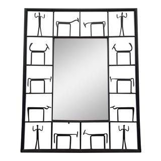 Frederick Weinberg Mirror