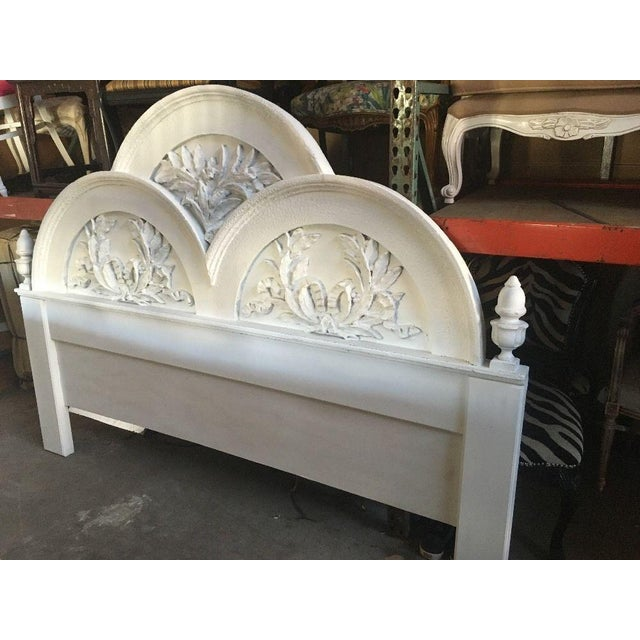 French Style King Size Headboard - Image 2 of 6