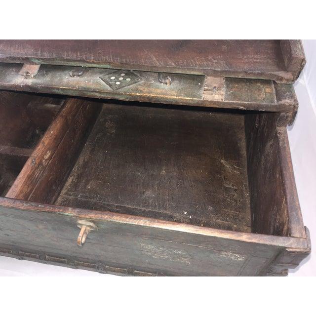 19 Century Oriental Cashbox - Image 9 of 10