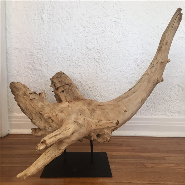 HD Buttercup Oversized Driftwood on Stand - Image 3 of 9