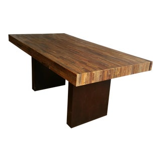 Environment Reclaimed Wood Table