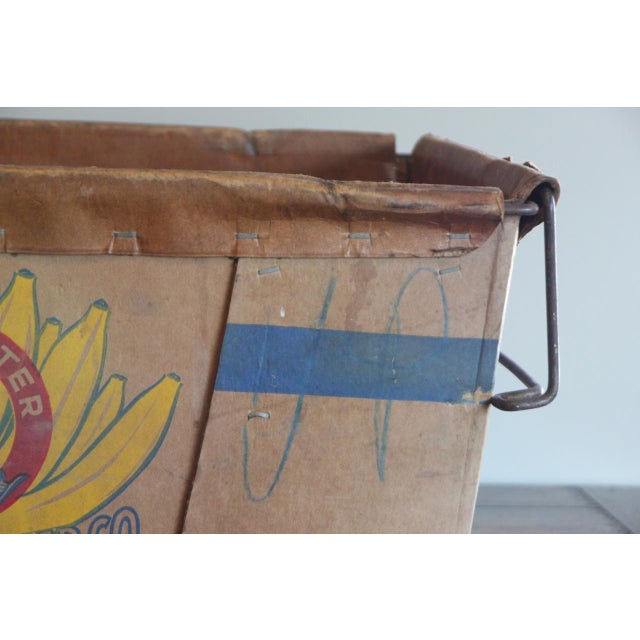 Vintage Banana Crate - Image 7 of 10