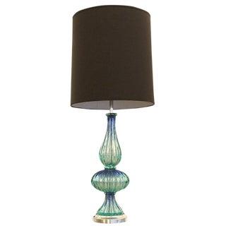 Acqua Murano Glass Table Lamp