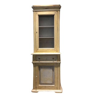 Vintage Venetian Painted Cabinet