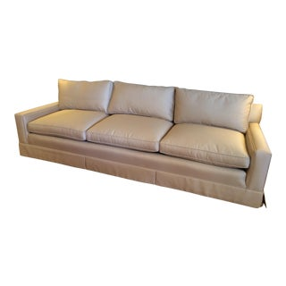 Contemporary Long Custom Sofa
