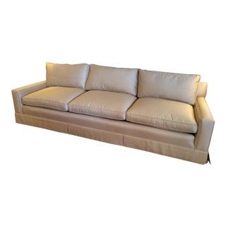 Contemporary Long Custom Sofa