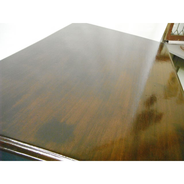 Antique Painted Federal Style Desk - Image 5 of 11