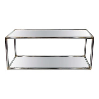 Italian Mid-Century Console Table in the Manner of Romeo Rega