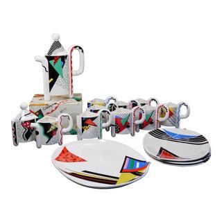 Fujimori Carnival Collection Tea Service - 15 Pieces