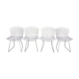 Knoll Bertoia Dining Chairs- Set of 4
