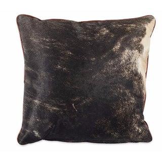 Large Brindle Cowhide Pillow