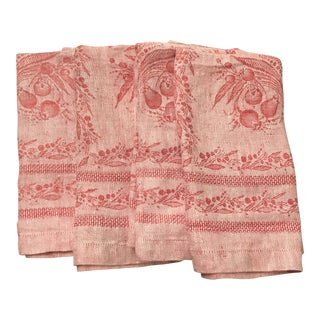 Zina Vasi Napkins - Set of 4