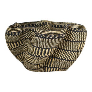 """Wave III"" African Basket"