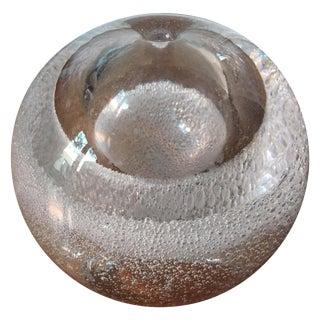 Minimalist Spherical Glass Vase