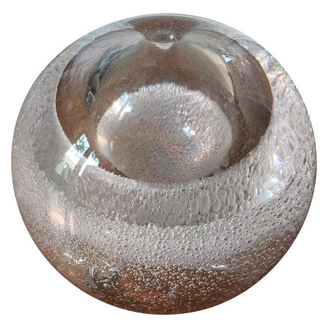 Minimalist Spherical Glass Vase - Image 1 of 4
