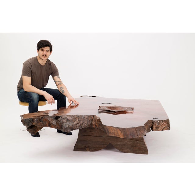 Image of Rufus Blunk Monumental Coffee Table